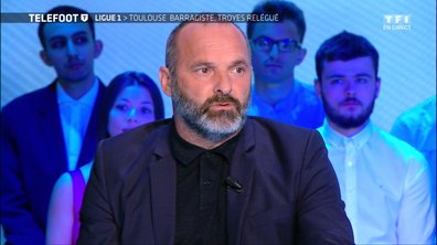 Ligue 1 : Troyes relégué en Ligue 2, Toulouse barragiste