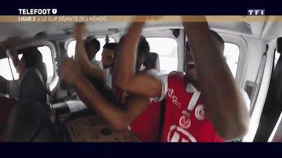 Ligue 2 : le clip déjanté du Stade de Reims