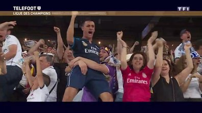 Ligue des champions : Le Bernabéu célèbre ses champions