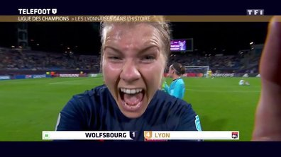 Ligue des champions : Les Lyonnaises dans l'histoire !