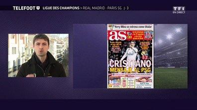 Ligue des champions : Madrid est prêt pour recevoir le PSG !