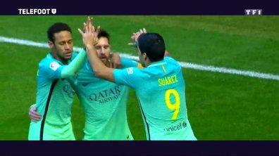 [Téléfoot 12/02] Ligue des Champions : MSN, le trio qui fait peur