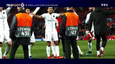 Ligue des champions : Paris, la victoire d'un groupe