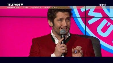 [Téléfoot 19/02]  Bixente Lizarazu nommé ambassadeur du Bayern Munich