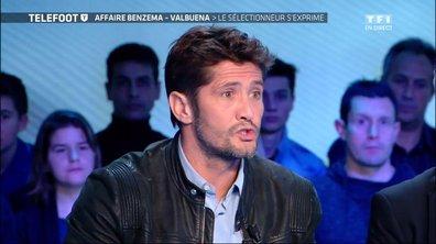 """Lizarazu : """"Valbuena ne pouvait pas savoir"""""""