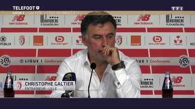 "LOSC - Galtier : ""C'est un miracle"""