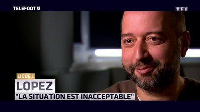 """LOSC - Gérard Lopez : """"La situation est inacceptable"""""""