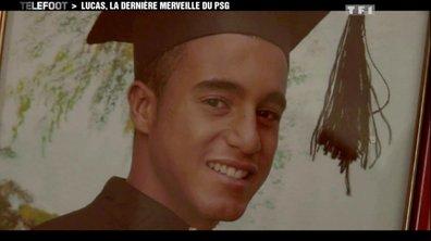 L'Archive du jour : Lucas Moura et ses débuts au PSG