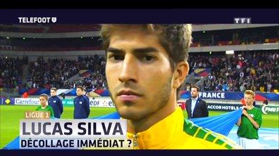 Marseille : Lucas Silva, le messie de l'OM ?