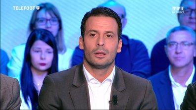 """[Téléfoot 12/02] Ludovic Giuly : """"L'OL, c'est fini pour la Ligue des champions"""""""