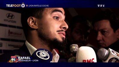 Ligue 1 : Lyon rate le coche