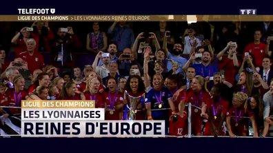 Ligue des champions : les Lyonnaises reines d'Europe