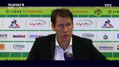 Marseille : Garcia et Eyraud déçu du nul à Saint-Etienne