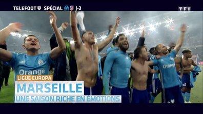 Marseille, une saison riche en émotions