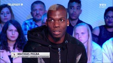 """Mathias Pogba : """"Paul fait une grande saison"""""""