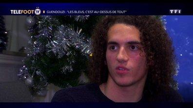 """Mattéo Guendouzi : """"Les Bleus c'est au-dessus de tout"""""""