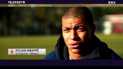 Ligue 1 : Mbappé, attention phénomène !