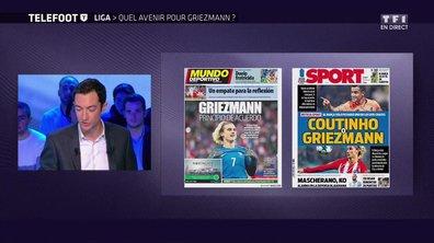 Mercato : Antoine Griezmann est la priorité du FC Barcelone
