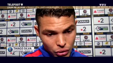 Mercato - PSG : Thiago Silva, parti pour rester ?