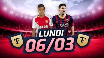 La Quotidienne du 06/03 : Messi, Verratti et Thauvin