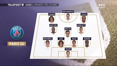 Monaco-PSG, le choc !