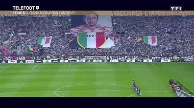 Le monde du football rend hommage à Buffon et Iniesta