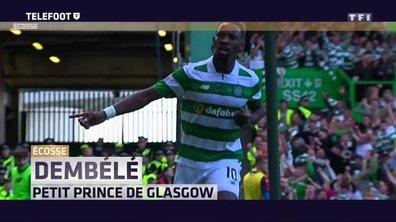 [Téléfoot 27/11] Moussa Dembélé : Petit Prince de Glasgow