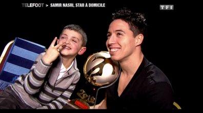 L'Archive du jour : Nasri meilleur joueur de l'année en Premier League