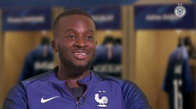 """Exclu Téléfoot - Ndombélé : """"J'ai eu un parcours atypique"""""""