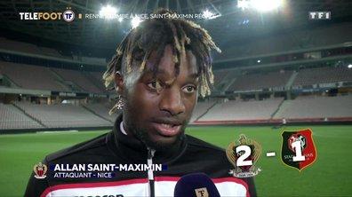 Les news de la Ligue 1 - Rennes tombe à Nice, Saint-Maximin régale