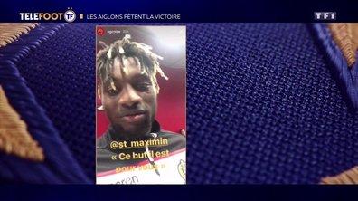 News Ligue 1 - Les Aiglons fête la victoire
