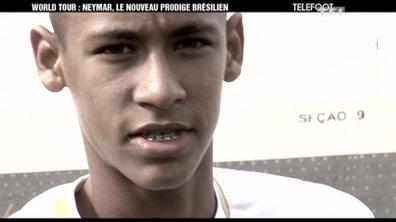 L'Archive du jour : Neymar quand il avait 15 ans