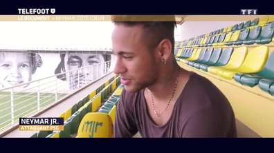 Neymar, côté coeur