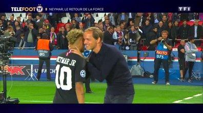 PSG : Neymar, le retour de la force !