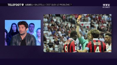 [Téléfoot 19/02] Nice vainqueur mais Balotelli expulsé