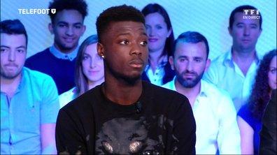 """Nicolas Pépé : """"L'OL et l'OM me font rêver"""""""
