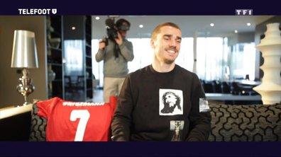 Objectif Euro : Griezmann : « Je suis un joueur important »