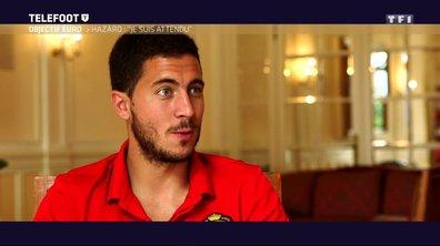 """Objectif Euro : Hazard: """"Je suis attendu"""""""