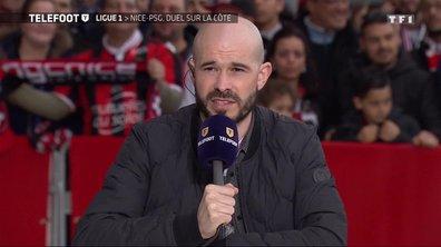 """OGC Nice - Jallet : """"5e, ce serait top"""""""