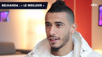 """OGC Nice : L'interview """"Le meilleur"""" de Younès Belhanda"""