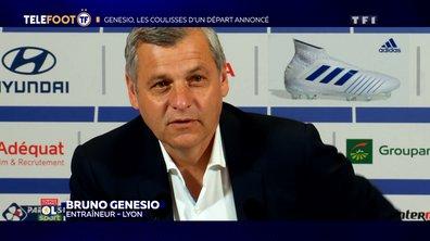 OL : Bruno Genesio, les coulisses d'un départ annoncé