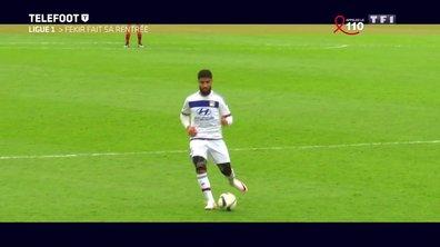 OL : Nabil Fekir a rejoué en CFA