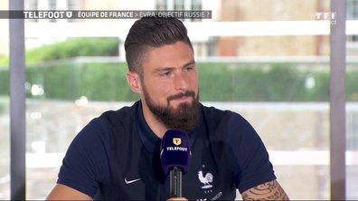 [Téléfoot 13/11] Olivier Giroud : « Je n'ai aucun doute quant mon avenir à Arsenal »