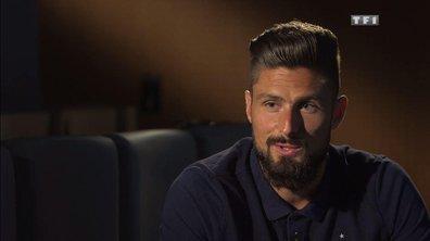 """Olivier Giroud : """"Revenir en France n'a jamais été une option"""""""