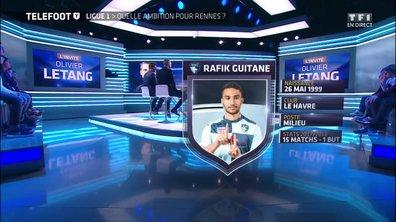 """Olivier Létang : """"Il y avait beaucoup de clubs sur Guitane"""""""