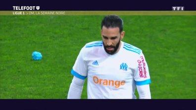 Olympique de Marseille, la semaine noire