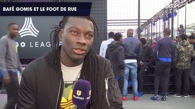 OM : Bafé Gomis et le foot de rue