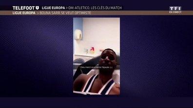 OM : Bouna Sarr se veut optimiste pour la finale