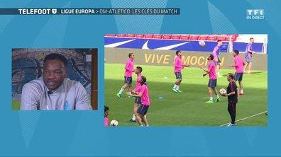 "OM - Mandanda : ""Griezmann est un attaquant complet"""