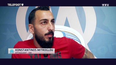 "OM-Mitroglou : ""On n'a pas peur du PSG"""